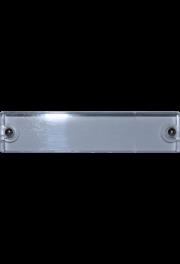 Plexiabdeckung, 107x25 mm zu Renz 102x..